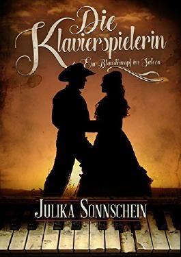 Die Klavierspielerin - Ein Blaustrumpf im Saloon: Ein Western Romance & Cowboy Liebesroman auf deutsch (Lauryville 1)