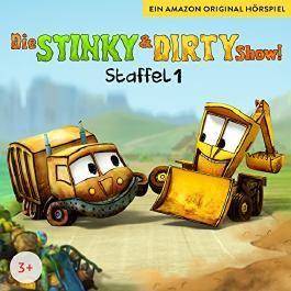 Die Stinky & Dirty Show! Die komplette 1. Staffel