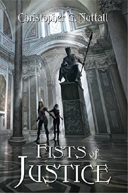 Fists of Justice (Schooled in Magic Book 12)
