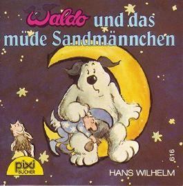 Pixi Bücher Nr. 616 Waldo und das müde Sandmännchen