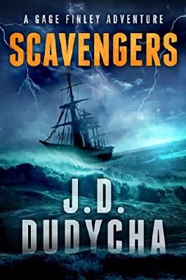 Scavengers: A Gage Finley Sea Adventure (Caribbean Series Book 1)