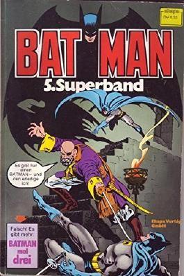 Batman 5. Superband