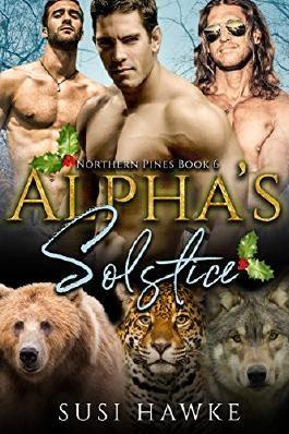 Alpha's Solstice (Northern Pines Den Book 6)
