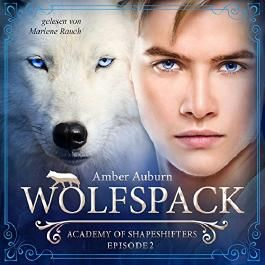 Wolfspack (Academy of Shapeshifters 2)