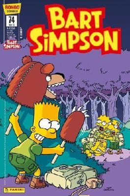 BART SIMPSON COMICS # 74