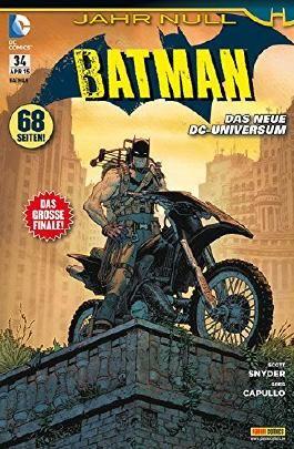 BATMAN 34 (Das neue DC-Universum)