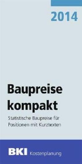 BKI Baupreise kompakt 2013