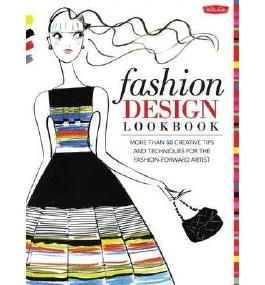 BY Lelarge, Blandine ( Author ) [ FASHION DESIGN LOOKBOOK: MORE THAN 50 CREATIVE TIPS AND TECHNIQUES FOR THE FASHION-FORWARD ARTIST ] Nov-2014 [ Paperback ]