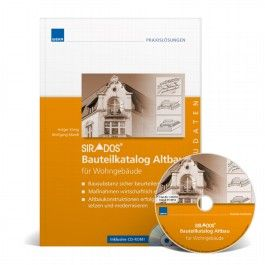 Bauteilkatalog Altbau für Wohngebäude