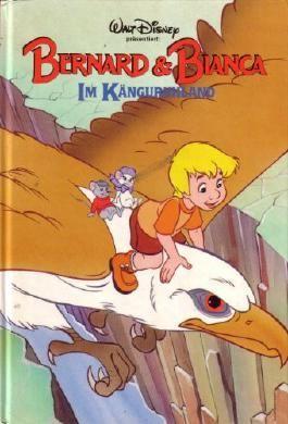 Bernard & Bianca im Känguruland.