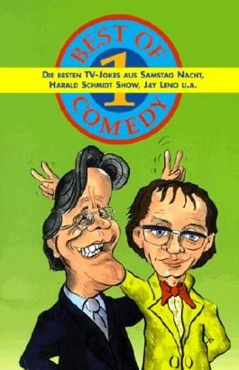 Best of Comedy 1 - Die besten TV-Jokes aus Samstag Nacht, Harald Schmidt, Jay Leno u.a.