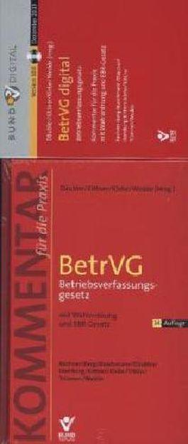 BetrVG, Kommentar für die Praxis, m. DVD
