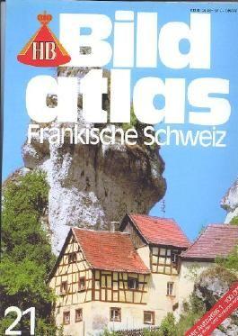 Bild Atlas Nr. 21 - Fränkische Schweiz [Broschur]