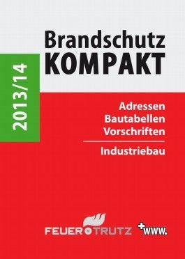 Brandschutz Kompakt 2013/2014