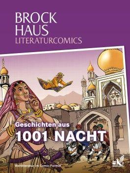 Brockhaus Literaturcomics Geschichten aus 1001 Nacht