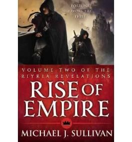 By Sullivan, Michael J [ [ Rise of Empire (Riyria Revelations #02) ] ] Dec-2011[ Paperback ]