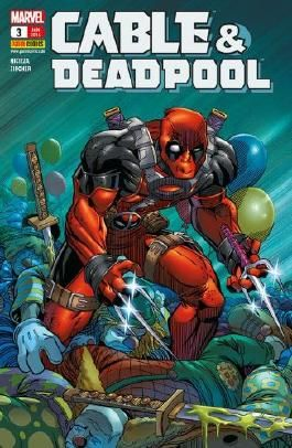 Cable & Deadpool 3