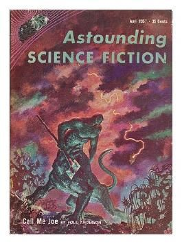 Call me Joe / Poul Anderson, in: Astounding science fiction : vol. lix no. 2, Sept. 1957