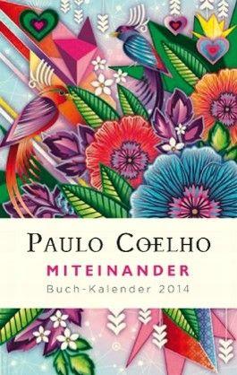 Coelho, Buch-Kalender 2014