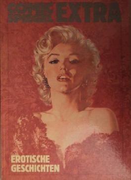 Comic Spiegel Extra Nr. 1, Erotische Geschichten, Softcover
