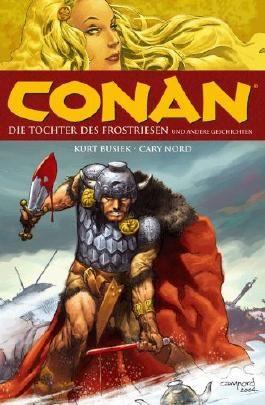 Conan #1 - Die Tochter des Frostriesen (2006, Panini)