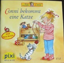 Conni bekommt eine Katze PIXI Buch Nr. 1712 aus der PIXI Bücher Serie 190