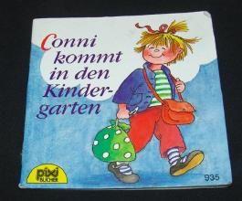 Conni kommt in den Kindergarten; Pixi Buch Nr. 935 aus der PIXI Bücher Serie 110