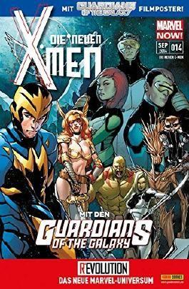 DIE NEUEN X-MEN 14 (Marvel Now!)