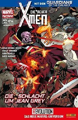 DIE NEUEN X-MEN 16 (Marvel Now!)