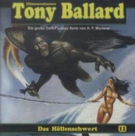 Das Höllenschwert, Audio-CD
