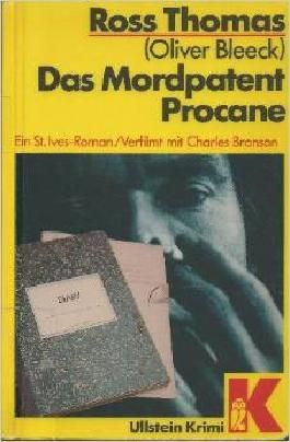 Das Mordpatent Procane