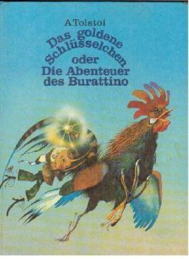 Das goldene Schlüsselchen oder Die Abenteuer des Burattino