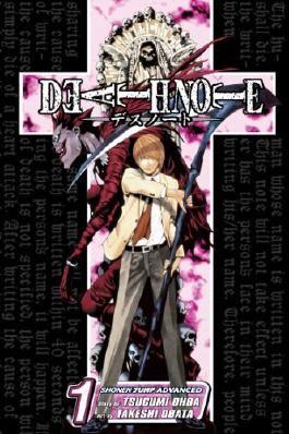 Death Note, Vol. 1: Boredom