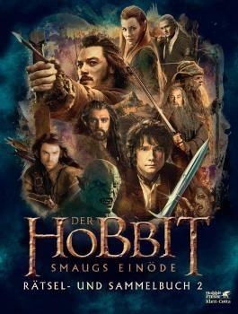 Der Hobbit: Smaugs Einöde - Das Rätsel- und Sammelbuch