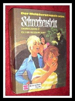 Der Meisterstreich von Schreckenstein. Sammelband 3