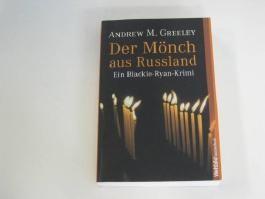 Der Mönch aus Russland : ein Blackie-Ryan-Krimi.