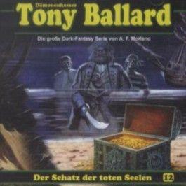 Der Schatz der toten Seelen, Audio-CD. Tl.1