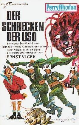 Der Schrecken der USO - Perry Rhodan Taschenbuch 135 - 1. Auflage - Planetenromane