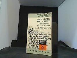 Der arme Heinrich Mittelhochdeutscher Text mit Übertragung,