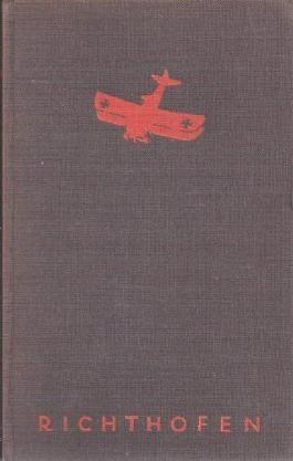 Der rote Kampfflieger.