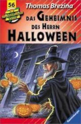 Die Knickerbocker-Bande: Das Geheimnis des Herrn Halloween