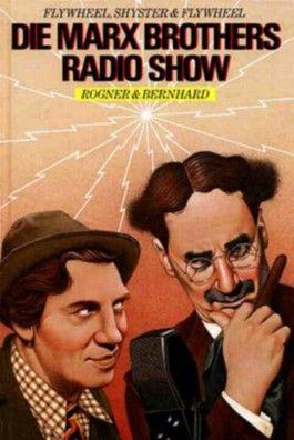 Die Marx Brothers Radio Show. Flywheel, Shyster & Flywheel