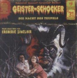 Die Nacht des Teufels, Audio-CD