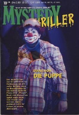 Die Puppe - Mystery Thriller Band 58