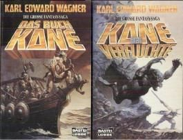 Die Saga um Kane (Das Buch Kane - Kane der Verfluchte)