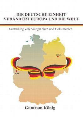 Die deutsche Einheit verändert Europa und die Welt