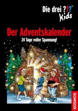 Die drei Fragezeichen-Kids - Der Adventskalender, Ein Fall für 24 Tage