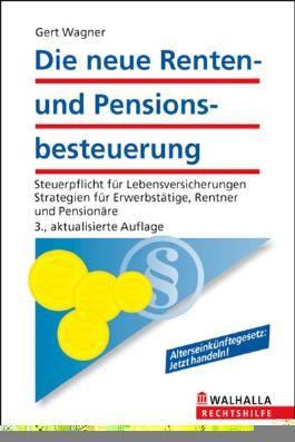 Die neue Renten- und Pensionsbesteuerung