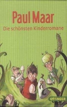 Die schönsten Kinderromane von Paul Maar (Schuber)