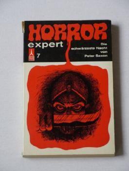 Die schwärzeste Nacht. Horror-expert , Nr. 7.